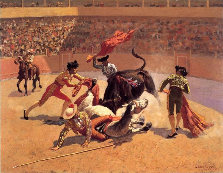 bull-fight-in-mexico